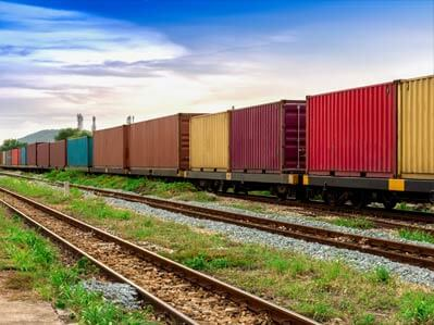 Rail freight between Canada and Latin America