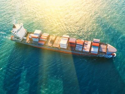 Transport Maritime to Canada from Mexique